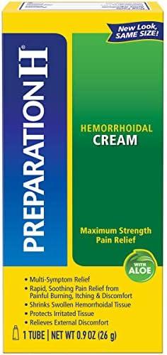 Preparation Hemorrhoid Treatment Strength Multi Symptom product image
