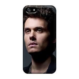 LatonyaSBlack Iphone 5/5s Well-designed Hard Case Cover John Mayer Protector