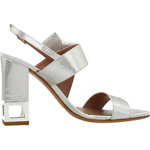 Albano Women Dress Sandals, Colour Silver, Brand, Model Women Dress Sandals 2498AL Silver Silver
