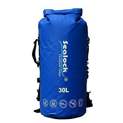 30L New Sealock dry bag, 100% waterproof dry backpack T05
