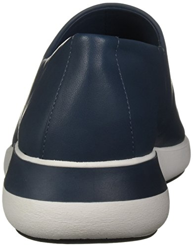 Via Spiga Women's Malena Slip Sneaker Air Force Leather i4RPAVn4K