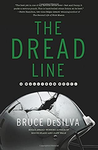 book cover of The Dread Line
