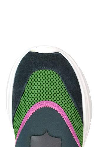 Mcglcak000005038e Poliestere Donna On Sneakers Isabel Slip Verde Marant xZXvqxR