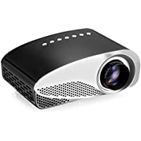 K2 LED LCD (QVGA) Mini Video Projector - International Version (No Warranty) - DIY Series - Black (FP3224K2-IV5)
