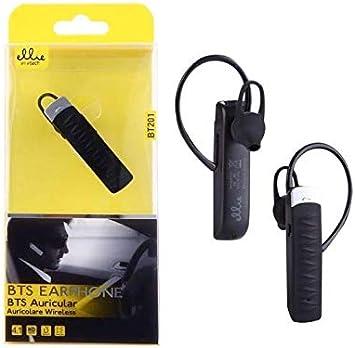 ellietech BTS Auriculares inalámbricos Bluetooth v4,1 para Todos ...