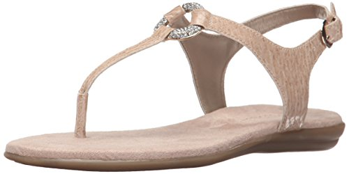 Aerosoles Womens Chlass Ring Flat Sandal