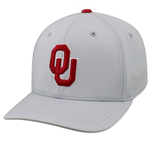 Top of the World Oklahoma Sooners Official NCAA One Fit Impact Hat 057941