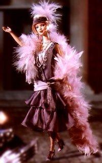 Mattel Great Fashions Dance 'Til Dawn Barbie Doll 1998