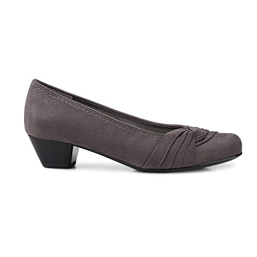 Jenny Damen Catania Pumps Grau (street)