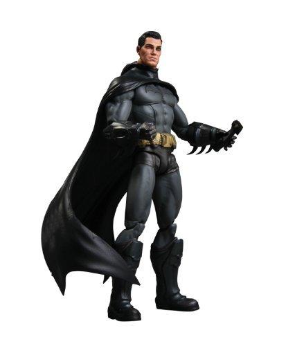 DC Direct Batman  Arkham City  Series 1  Batman Action Figure by DC Comics
