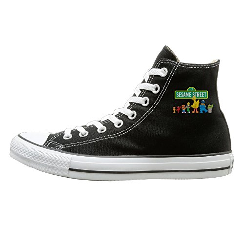 [GOLIP X-max Gift Sesame American Television Series Street Family Particular Fashion Sneakers Shoes] (Roller Skating Costumes)