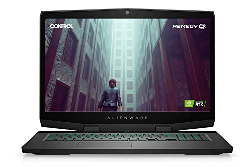 Alienware M17 Gaming Notebook | 8th Gen Intel Core i7-8750H 6-Core | 17.3 Inch FHD 1920x1080 60Hz IPS | 16GB 2666MHz DDR4 RAM | 512GB SSD| NVIDIA GeForce RTX 2070 Max Q