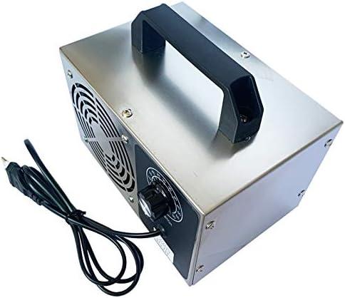 XUANQING 24 g/h 10 g/h generador de O3 ozono, un Filtro de Aire purificador de Aire desodorizar esterilizadores, con ...