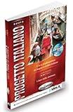 Nuovo progetto italiano. Libro dello studente. Con CD-ROM: Progetto Italiano: Level 2