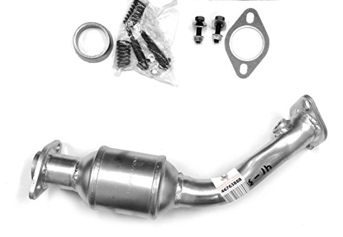 - TED Direct-Fit Catalytic Converter Fits: 05-07 Cadillac STS/04-07 Cadillac SRX 3.6L LEFT DRIVER SIDE