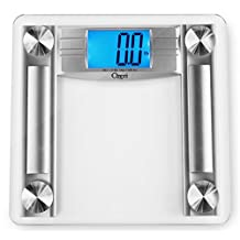 Ozeri Promax 500 Pounds (230 Kg) Digital Bath Scale with Body Tape Measure and Fat Caliper