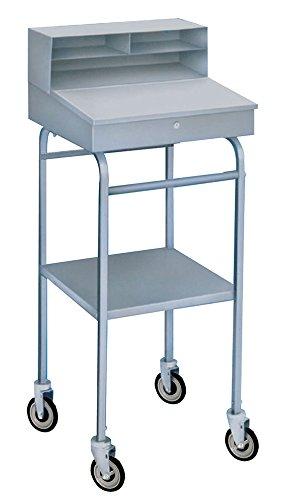 Type Mobile - Winholt RDMWN-3 Receiving Desks, Mobile Type, Steel, 22