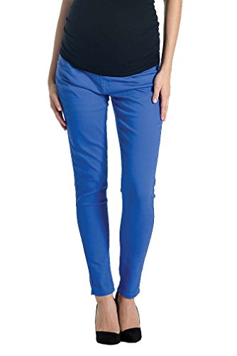 Five Pocket Maternity Jeans - 9