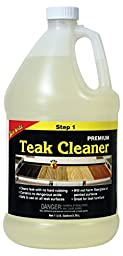 Star brite Premium Teak Cleaner - STEP 1 - 1 gal