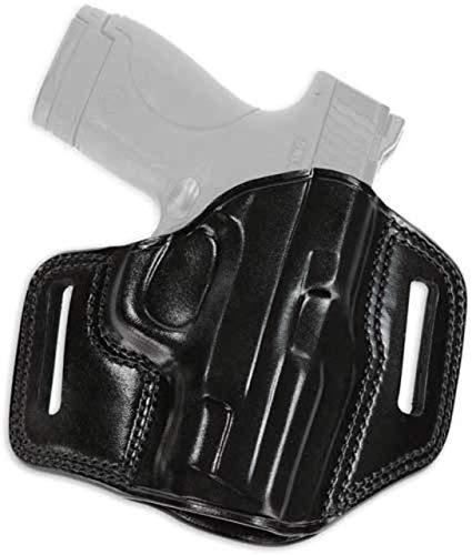 Glock Combat Holster (Galco Combat Master Belt Holster for Glock 19, 23, 32 (Black, Right-hand))