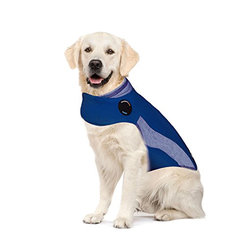Thundeshirt Blue Polo XL by Thundershirt
