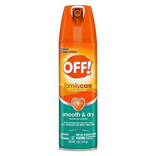 OFF! FamilyCare Insect Repellent I, Smooth & Dry, 4 oz, 1 ()