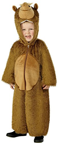 46' Four Light (4-6 Years Brown Children's Camel Costume)