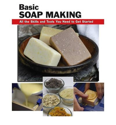 [ Basic Soap Making: All the Skills and Tools You Need to Get Started (Stackpole Basics) [ BASIC SOAP MAKING: ALL THE SKILLS AND TOOLS YOU NEED TO GET STARTED (STACKPOLE BASICS) ] By Letcavage, Elizabeth ( Author )Sep-15-2009 Spiral by Stackpole Books