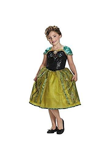 Anna Costume Target (Target Exclusive Disney Anna Frozen Deluxe Child)