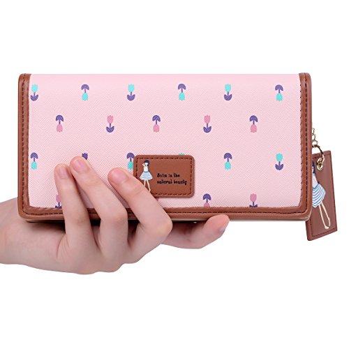 Jastore Elegant Clutch Wallet Holder product image