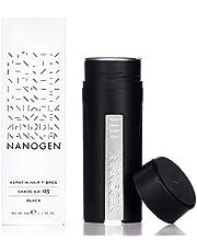 Nanogen Keratin Hair Fibers, 30-grams, Black