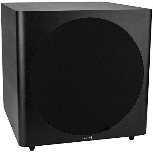 Dayton Audio SUB-1500 15'' 150 Watt Powered Subwoofer by Dayton Audio