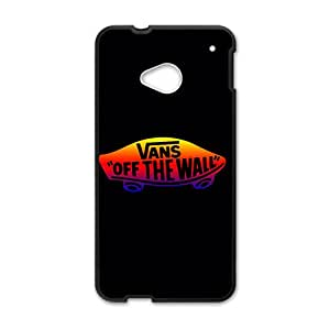 "NICKER Vans ""off the wall"" fashion cell phone case for HTC One M7"