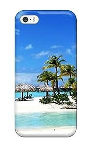 New Premium ZippyDoritEduard Bora Bora Skin Case Cover Excellent Fitted For Iphone 5/5s