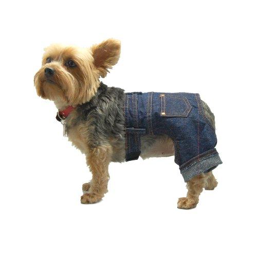 Puppy Jeans (Anima Denim Jeans, Adjustable Waist, X-Small)