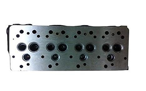 GOWE 4D94 engine cylinder Head for Komatsu forklift 6144-11-1112
