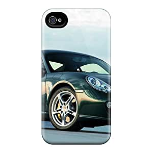 Waterdrop Snap-on 2010 Porsche Cayman Cases For Iphone 4/4s