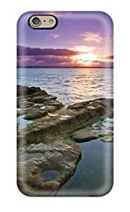 Hot Auckland Sunset First Grade Tpu Phone Case For Iphone 6 Case Cover