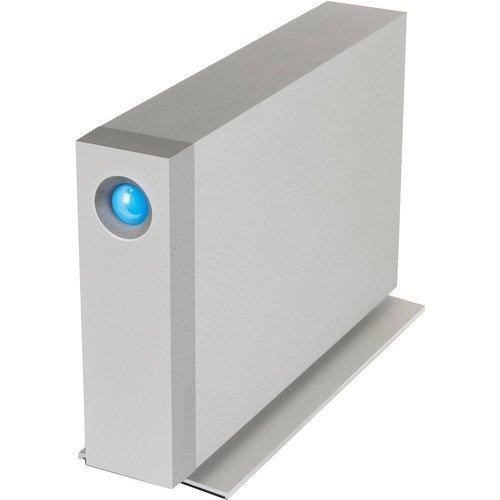 LaCie STEX3000100 3TB D2 V3 DAS Pro USB 3.0 3.5 inch 1MB (Lacie External Hard Drive D2)