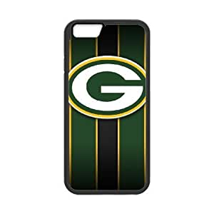 iPhone6 Plus 5.5 inch Phone Case Black Green Bay Packers VEN801031