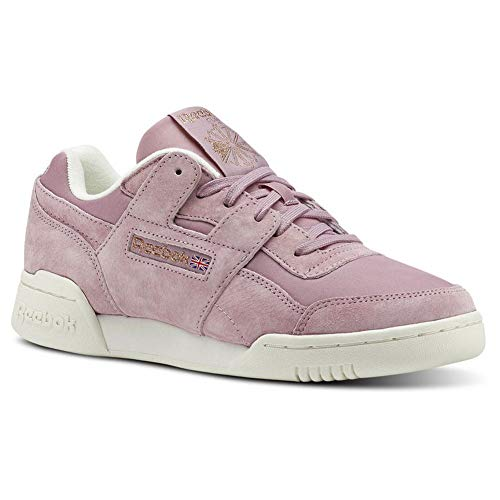 White Reebok Off Pink Purple Plus Size Workout Lo 40 Shoes YwqrUY