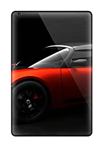 (vqjtQqv3827NPQTT)durable Protection Case Cover For Ipad Mini/mini 2(tesla Roadster 5)
