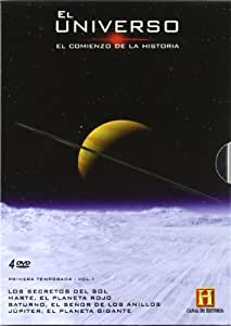 El Universo - Temporada 1 (Volumen 1) [DVD]