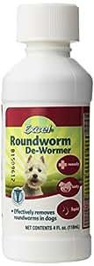 Excel Dog Roundworm De-Wormer, 4 oz. (J715A)