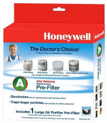 honeywell 17450 filter - 6
