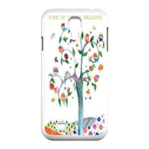 Painting - Tree of Life - Lucky faith Durable phone Case Cover for Samsung Galaxy S4 I9500 Case Cover XRF023445