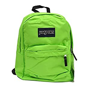 JanSport Classic Superbreak Backpack Zap Green