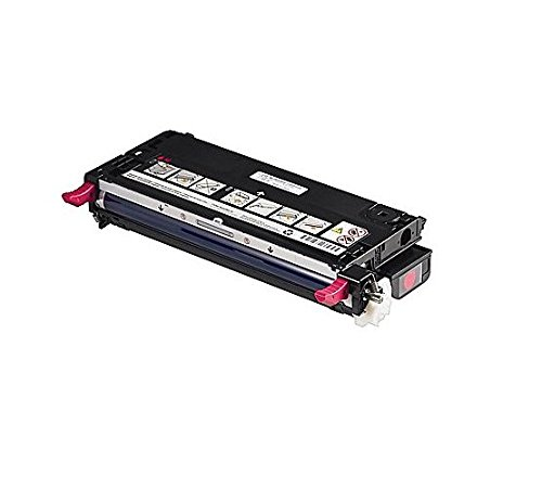 Dell H514C Magenta Toner Cartridge 3130cn/3130cnd Laser Printers by Dell