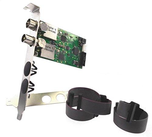 Digital Devices DuoFlex CT2 V3 Erweiterung - Twin Tuner Erweiterungsmodul DVB-C/T/T2