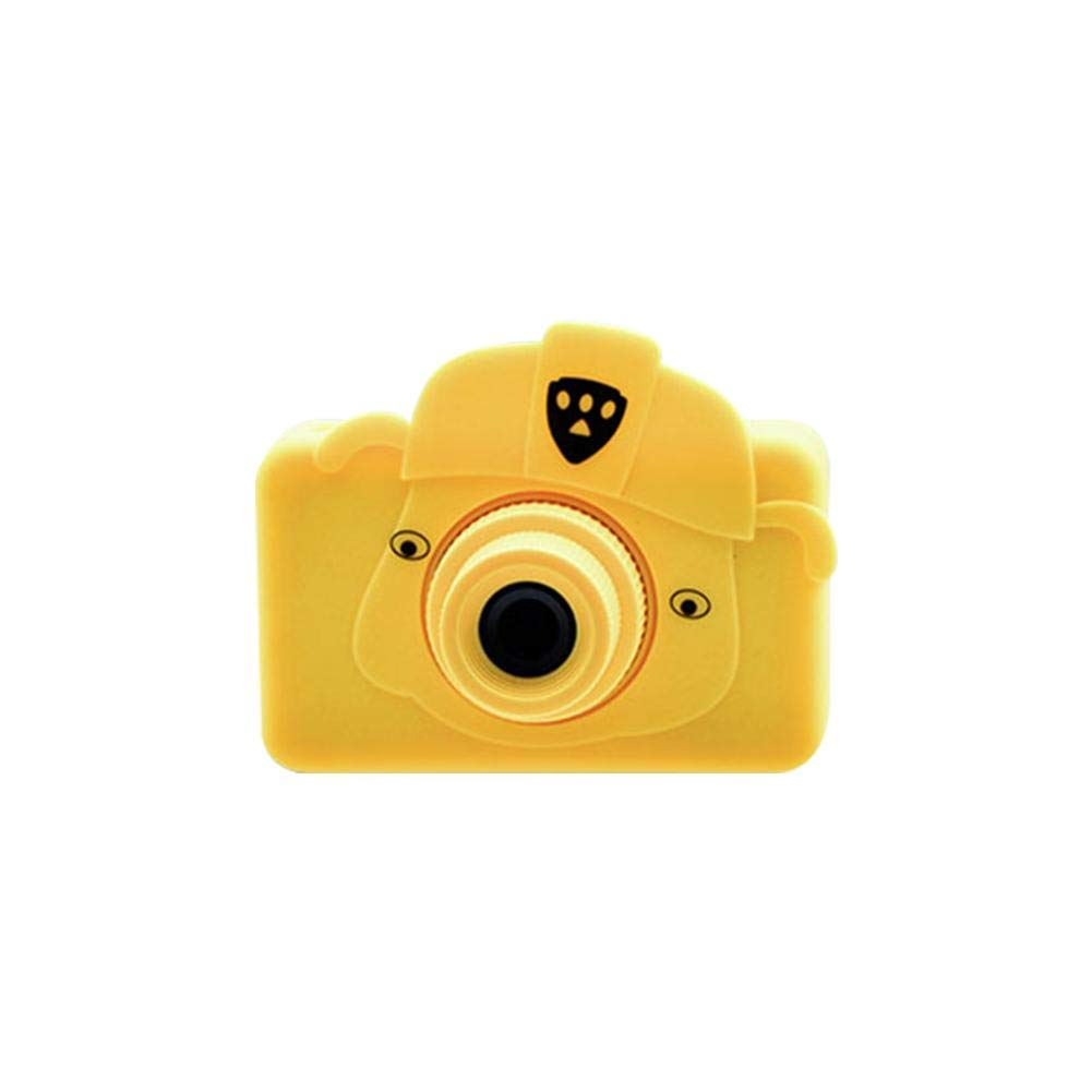 telisii 1080P HD Children's Camera-2 inch Color Screen Anti-Shake Children's Camera,Maximum Memory Children's Camera,Mini Kids Digital Camera
